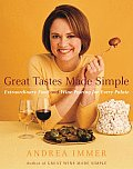 Great Tastes Made Simple Extraordinary Food & Wine Pairing for Every Palate