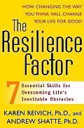 Resilience Factor Seven Essential Skills