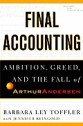 Final Accounting Ambition Greed & The