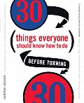 30 Things Everyone Should Know How To Do
