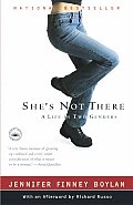 She's Not There: A Life in Two Genders Cover