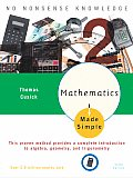 Mathematics Made Simple 6th Edition