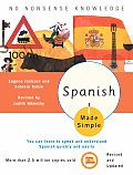 Spanish Made Simple Revised & Updated