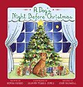 Dogs Night Before Christmas