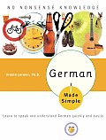 German Made Simple (06 Edition)
