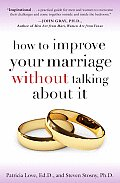 How to Improve Your Marriage Without Talking about It Cover