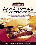 Johnsonville Big Taste Of Sausage Cookbook