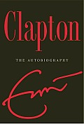 Clapton: The Autobiography Cover