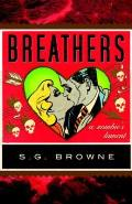Breathers: A Zombie's Lament Cover