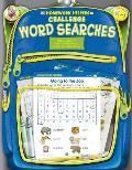 Challenge Word Searches, Homework Helpers, Grades K-1