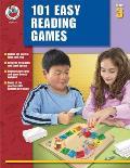 101 Easy Reading Games, Grade 3
