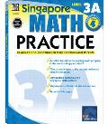 Singapore Math Practice, Level 3a (Singapore Math Practice) Cover