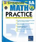Singapore Math Practice Level 5A, Grade 6