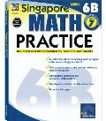 Singapore Math Practice, Level 6b (Singapore Math Practice) Cover