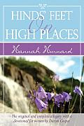 Hinds Feet on High Places The Original & Complete Allegory with a Devotional & Journal for Women by Darien Cooper