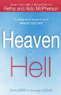 Heaven & Hell: From God a Message of Faith: A Young Boy's Experience of Heaven and Hell Cover