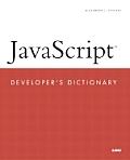 JavaScript Developer's Dictionary