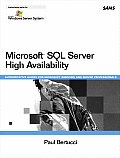 Microsoft SQL Server High Availability