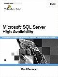 Microsoft SQL Server High Availability
