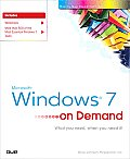 Microsoft® Windows® 7 On Demand