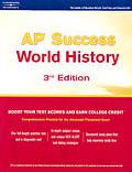 AP Success World History (Peterson's AP Success World History)