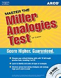 Arco Master the Miller Analgies Test With CDROM