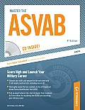 Arco Master the ASVAB with CDROM (Arco Master the ASVAB) Cover