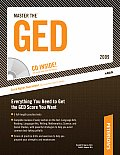Arco Master the GED with CDROM (Arco Master the GED)
