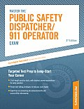 Master the Public Safety Dispatcher/911 Operator Exam (Peterson's Master the Public Safety Dispatcher/911 Operator Exam) Cover