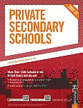 Private Secondary Schools 2012-13 (Peterson's Private Secondary Schools)