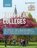 Four-Year Colleges 2016