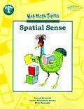 Hot Math Topics Grade 1: Spatial Sense Copyright 1999