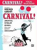 Carnival Vocal Selections Voice Piano Guitar