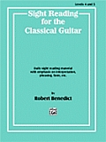 Sight-Reading for the Classical Guitar: Levels IV-V, Levels IV-V