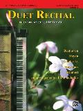 The Young Pianist's Library: Duet Recital Book (Young Pianist's Library)