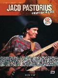 Jaco Pastorius -- Modern Electric Bass: Book & CD [With CD] (Manhattan Music Publications)