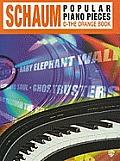 Schaum Popular Piano Pieces: D - The Orange Book