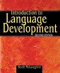 Introduction To Language Development (2ND 06 Edition)