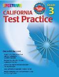 Spectrum State Specific: California Test Practice, Grade 3