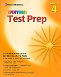 Spectrum Test Prep Grade Four Rev