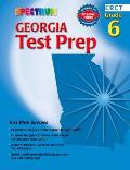 Spectrum Georgia Test Prep, Grade 6 (Georgia Test Prep)