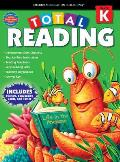 Total Reading Kindergarten With Stickers & Poster & Puzzles