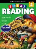 Total Reading, Grade 4 with Sticker and Poster (Total Reading)