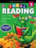 Total Reading Grade 5 With Stickers & Poster & Puzzles