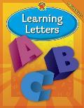 Learning Letters Prek