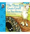 The Three Billy Goats Gruff (Brighter Child English-Spanish Keepsake Stories)