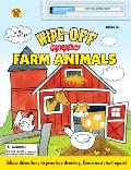 Wipe Off Learn to Draw Farm Animals With Marker