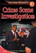 Extreme Readers Crime Scene Investigatio