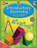 Master Math: Introductory Geometry Cover