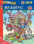 Spectrum Reading, Grade 2 (Spectrum) Cover
